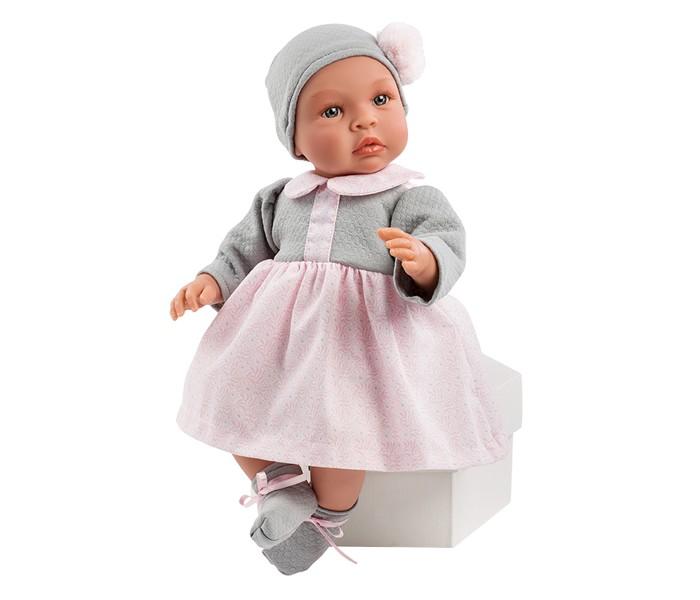 Куклы и одежда для кукол ASI Кукла Лео в платье 46 см