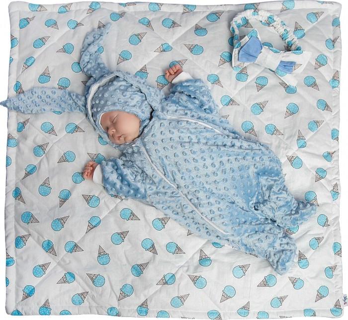 Купить SlingMe Комплект на выписку для мальчика Айс 5 в 1 в интернет магазине. Цены, фото, описания, характеристики, отзывы, обзоры