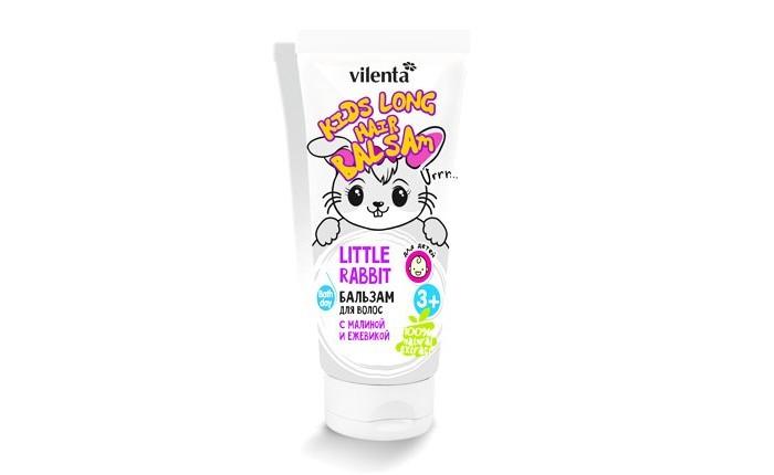 Купить Vilenta Бальзам для волос Little Rabbit с ежевикой 200 мл в интернет магазине. Цены, фото, описания, характеристики, отзывы, обзоры