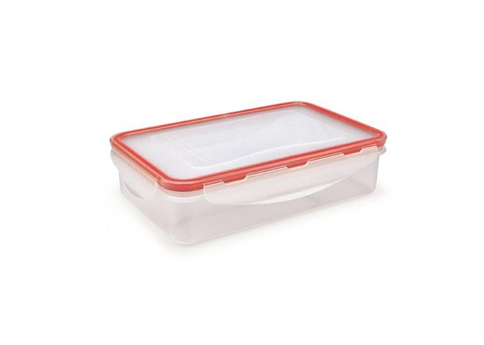 Контейнеры для еды Iris Barcelona Герметичный пластиковый контейнер 0.6 л planet nails контейнер для дезинфекции пластиковый с крышкой планет нейлс 1 шт белая