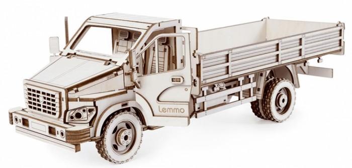 Сборные модели Lemmo Грузовик Гефест с кузовом (186 деталей)