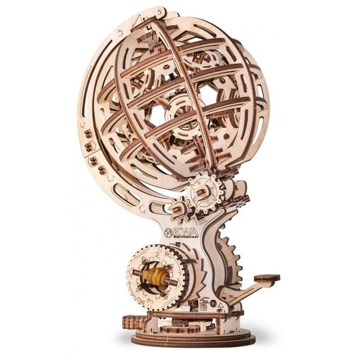 Купить Конструкторы, Конструктор Eco Wood Art 3D EWA Кинетический глобус