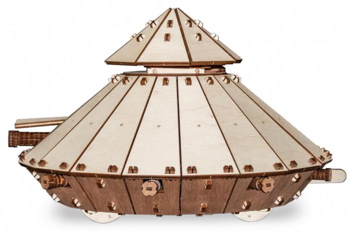 Купить Конструкторы, Конструктор Eco Wood Art 3D EWA Танк Да Винчи
