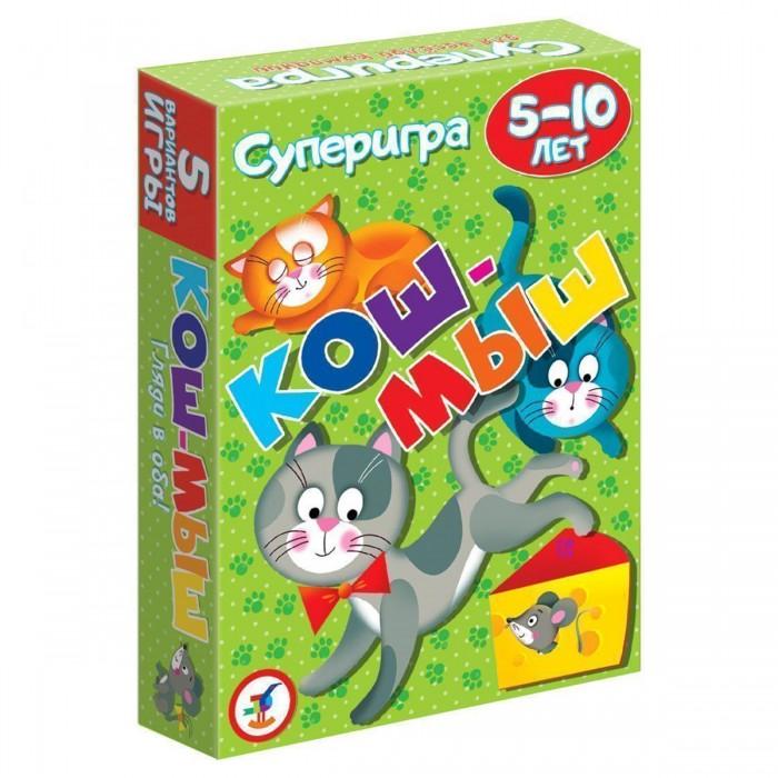 Раннее развитие Дрофа Карточные игры Суперигра Кош-мыш настольные игры дрофа карточные игры веришь или нет