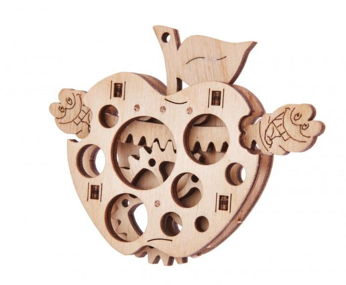 Пазлы Wood Trick 3D-пазл Вудик Яблоко wood trick механический 3d пазл из дерева wood trick набор пистолетов с мишенью