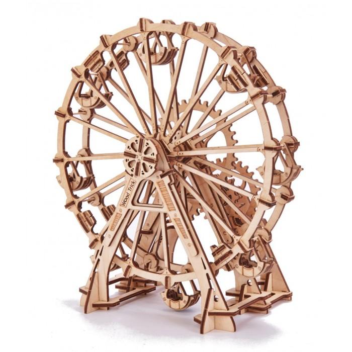 Купить Пазлы, Wood Trick Механический 3D-пазл Колесо Обозрения