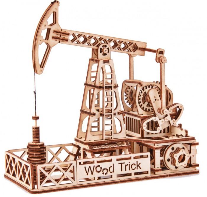 Купить Пазлы, Wood Trick Механический 3D-пазл Нефтяная Вышка
