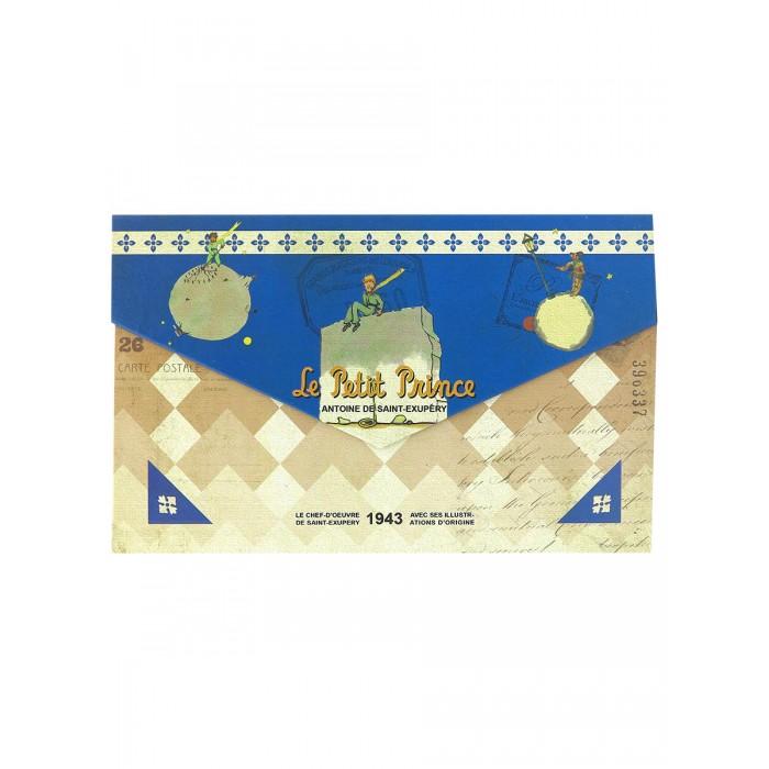 Купить Канцелярия, Mihi Mihi Блокнот Маленький Принц с жесткой обложкой на магните А5 MM28325