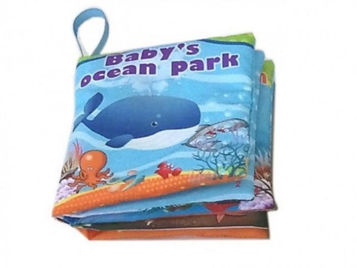 Книжки-игрушки S+S Toys Книжка-игрушка Океан