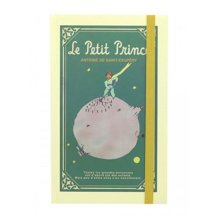 Купить Канцелярия, Mihi Mihi Блокнот Маленький Принц с резинкой А5