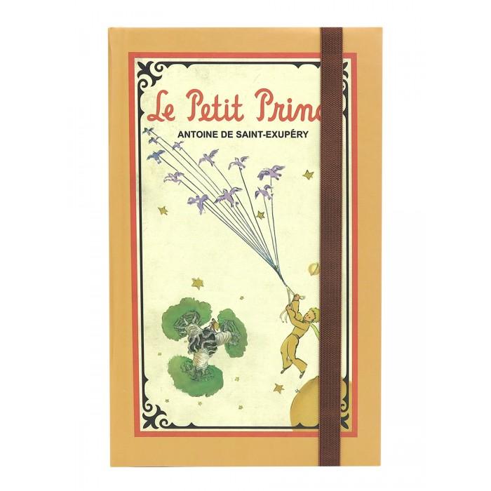 Купить Канцелярия, Mihi Mihi Блокнот Маленький Принц с резинкой А5 MM07197