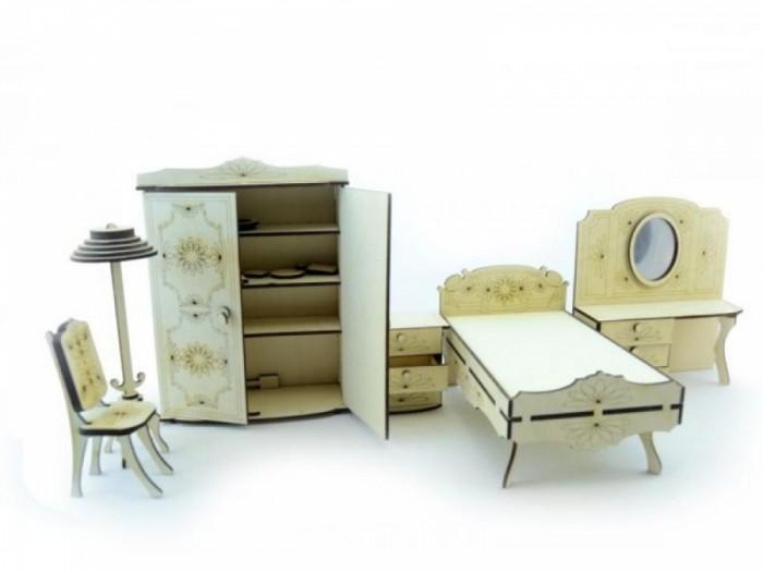 Lemmo Конструктор Набор мебели спальня (101 деталь) от Lemmo