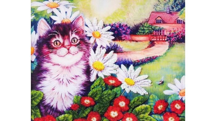 Наборы для вышивания Color Kit Набор для вышивания бисером Цветочное настроение