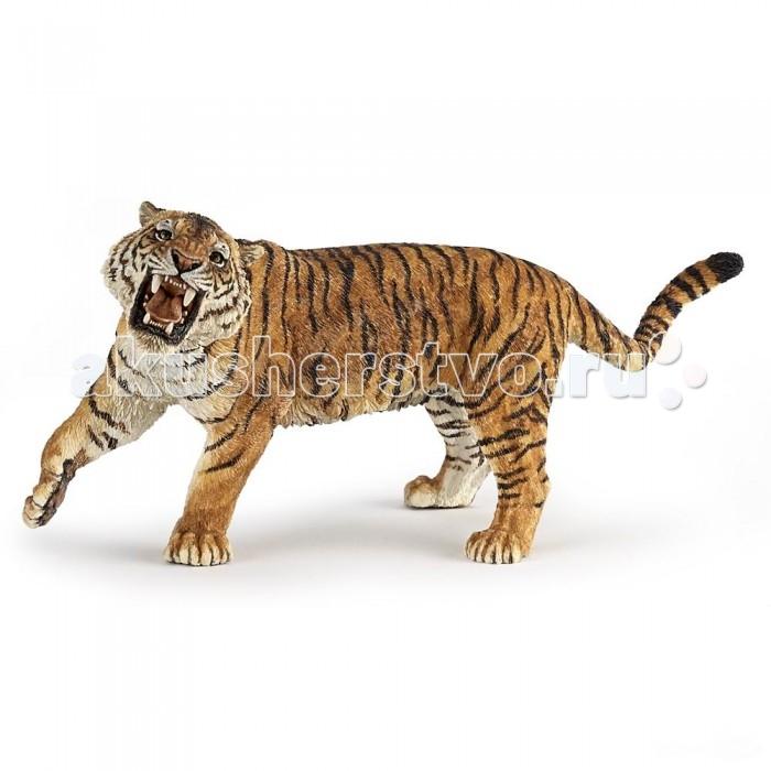 Игровые фигурки Papo Игровая реалистичная фигурка Рычащий тигр