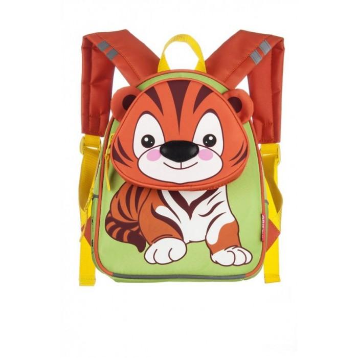 Школьные рюкзаки Grizzly Рюкзак детский Тигр RS-073-1/4