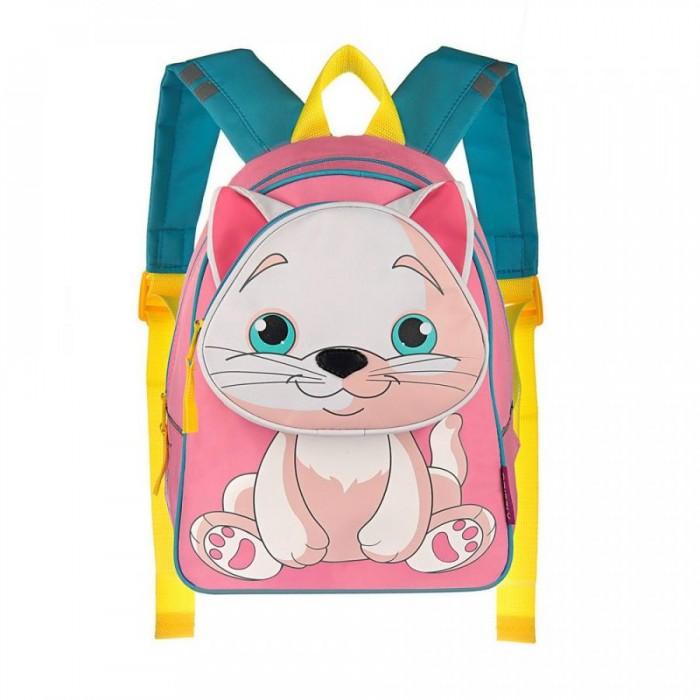 Купить Школьные рюкзаки, Grizzly Рюкзак детский Котёнок