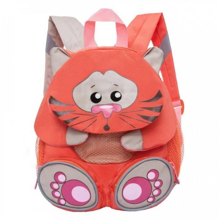 Школьные рюкзаки Grizzly Рюкзак детский Кот