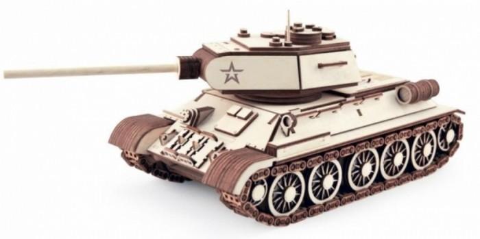 Купить Сборные модели, Lemmo Танк Т-34-85 (633 детали)