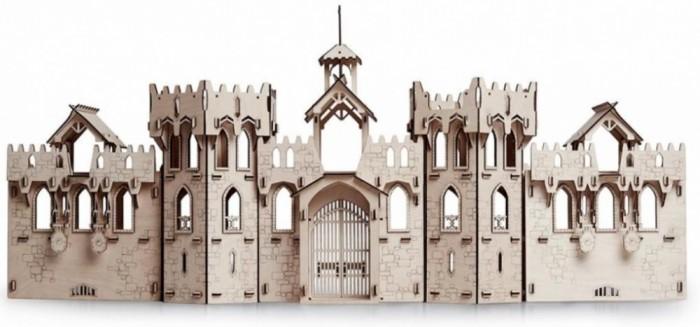 Фото - Сборные модели Lemmo Большой рыцарский замок (449 деталей) набор полесье замок башня замок стена с двумя башнями замок мост 37251