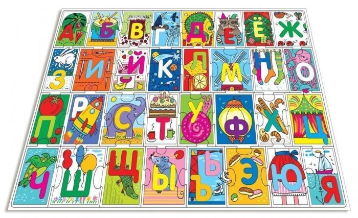 Фото - Пазлы Дрофа Мозаика для малышей Алфавит пазлы апплика мозаика мягкий алфавит английский