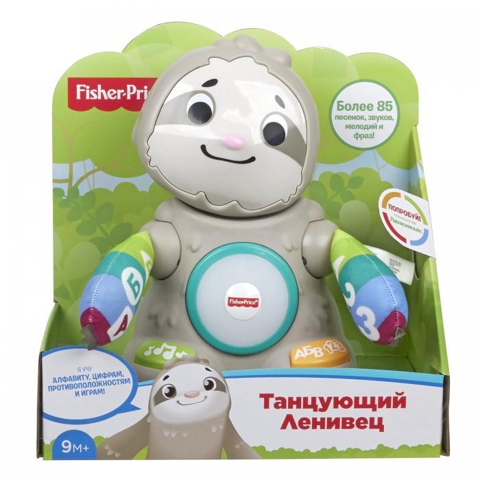 Интерактивная игрушка Fisher Price Танцующий ленивец