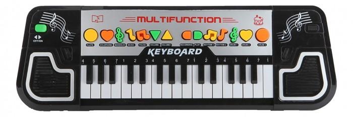 Купить Музыкальные инструменты, Музыкальный инструмент Наша Игрушка Синтезатор 32 клавиши 876-1