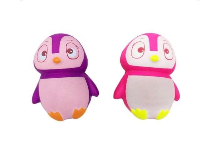 Развивающие игрушки Наша Игрушка антистресс Сквиш-хамелеон Пингвиненок