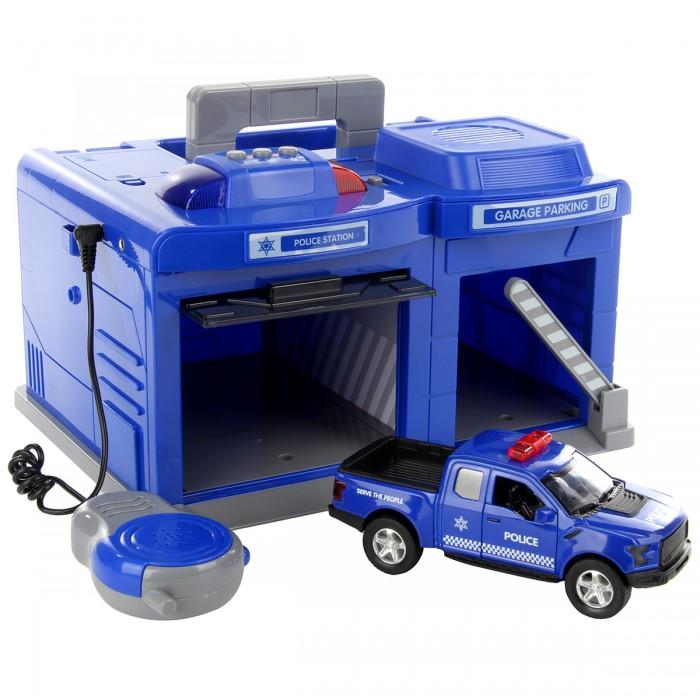 Машины Hoffmann Набор-парковка Полиция