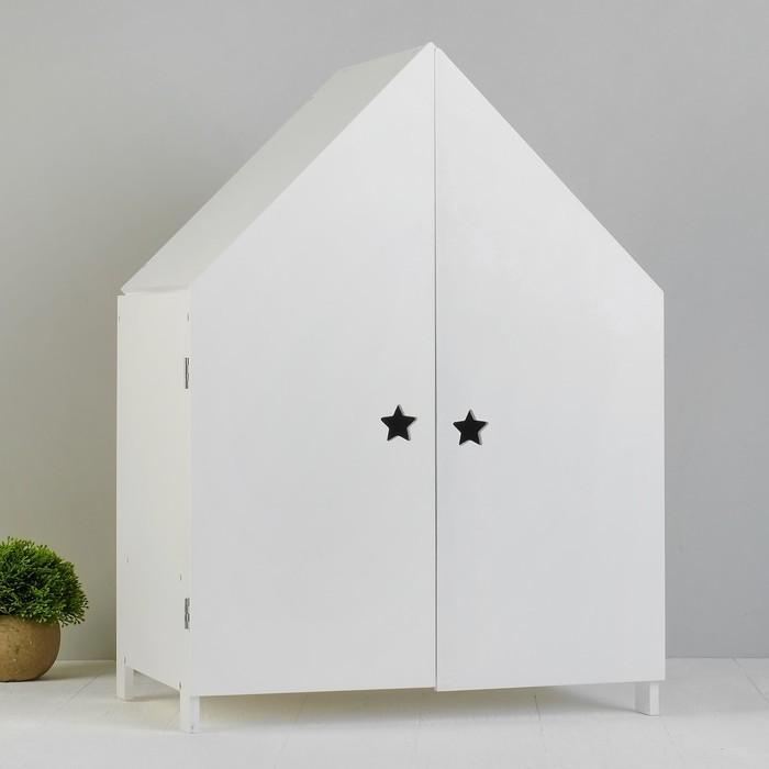 Кукольные домики и мебель Коняша Шкаф Звездочка ясная