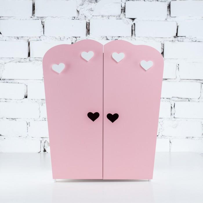 Кукольные домики и мебель Коняша Шкаф Love is
