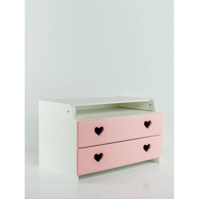 Кукольные домики и мебель Коняша Пеленальный столик Love is
