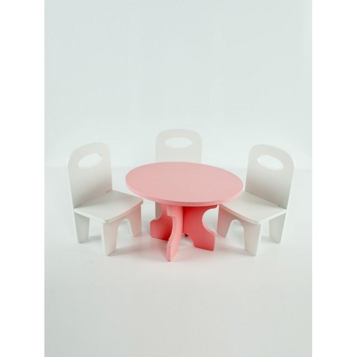 Кукольные домики и мебель Коняша Набор для гостиной Чаепитие