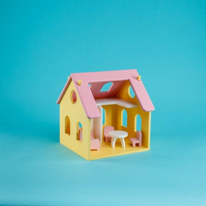 Кукольные домики и мебель Коняша Дом Зефир с мебелью