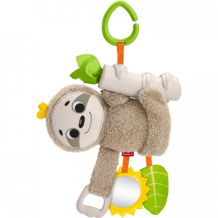 Купить Подвесные игрушки, Подвесная игрушка Fisher Price Ленивец