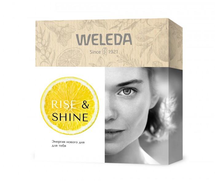 Косметика для мамы Weleda Подарочный набор Rise & shine недорого
