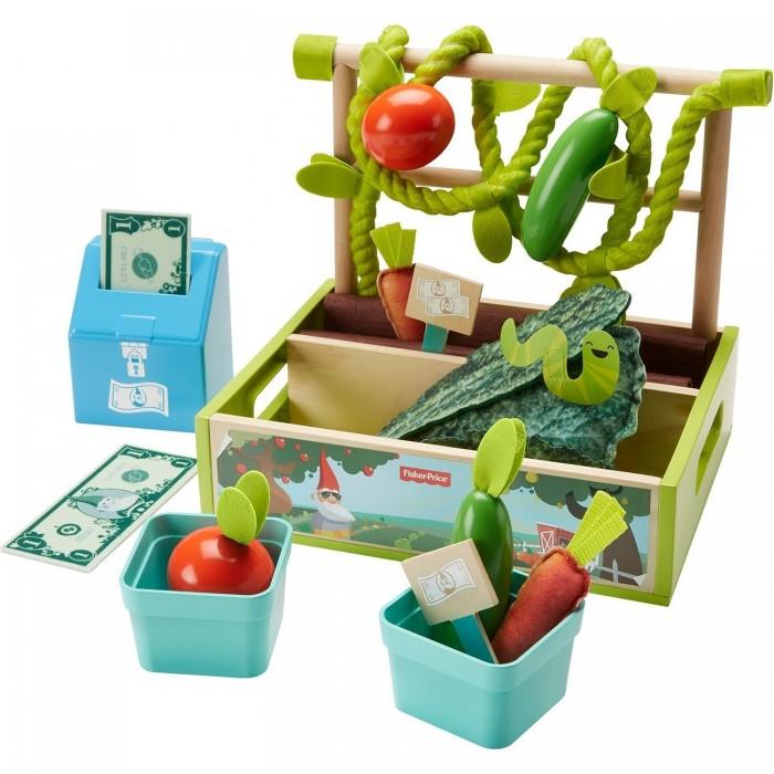 Фото - Ролевые игры Fisher Price Игровой набор Фермер playmobil игровой набор фермер с домашними животными