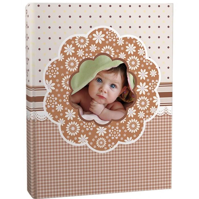 Фото - Фотоальбомы и рамки Brauberg Фотоальбом Малыш на 104 фотографии 10х15 см веселый малыш футболка для девочки веселый малыш