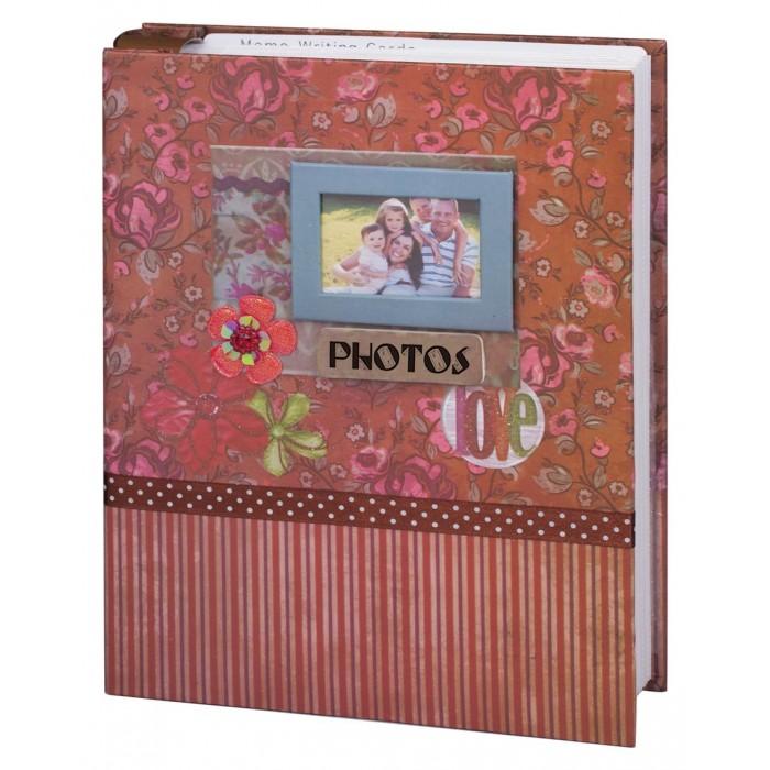 Фото - Фотоальбомы и рамки Brauberg Фотоальбом Семья на 200 фотографий 10х15 см россия самая красивая страна фотоальбом 3