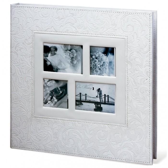 Фото - Фотоальбомы и рамки Brauberg Фотоальбом свадебный 20 магнитных листов 30х32 см 390691 фото