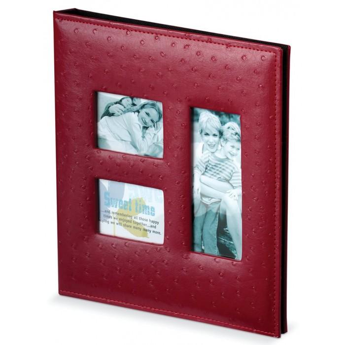 Фото - Фотоальбомы и рамки Brauberg Фотоальбом на 20 магнитных листов 23х28 см фотоальбомы и рамки pioneer фотоальбом анкета для новорожденных