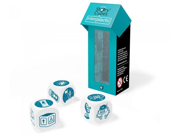 Настольные игры Rorys Story Cubes Кубики Историй Дополнительный набор Космос story cubes кубики историй животные