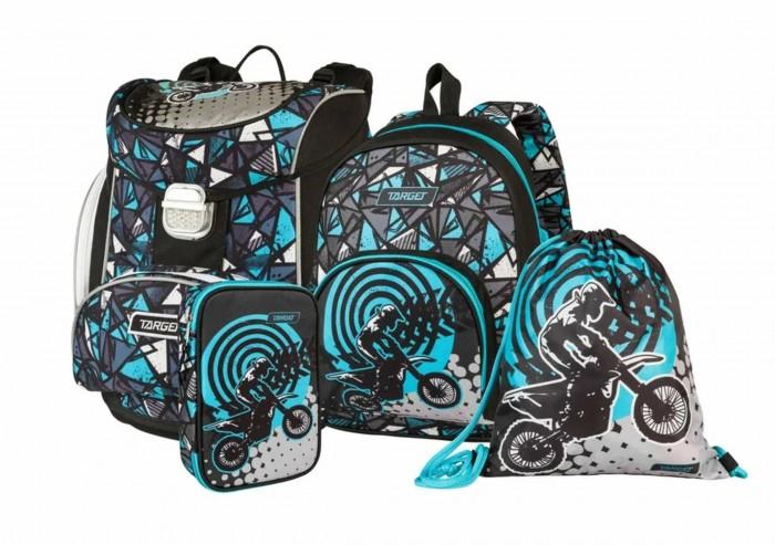 Купить Школьные рюкзаки, Target Collection Ранец MX Race 4 в 1