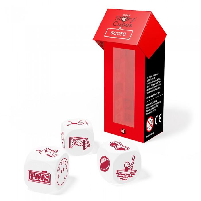 Настольные игры Rorys Story Cubes Кубики Историй Дополнительный набор Спорт story cubes кубики историй животные