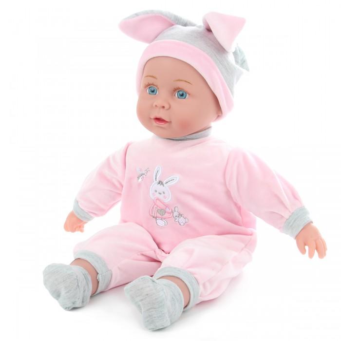 Lisa Doll Кукла озвученная Зайчонок с мягким телом 40 см