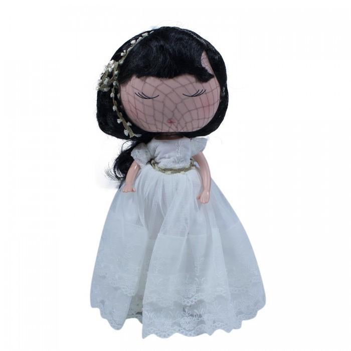 Купить Куклы и одежда для кукол, Berjuan S.L. Кукла Anekke Причастие брюнетка 32 см