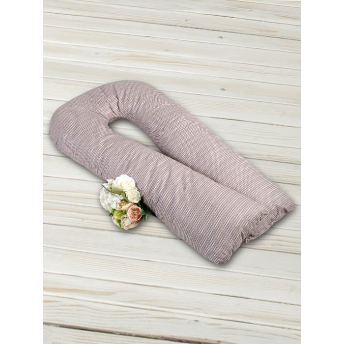 Подушки для беременных, AmaroBaby Подушка для беременных Exclusive Original Collection Косичка 340х35 см  - купить со скидкой