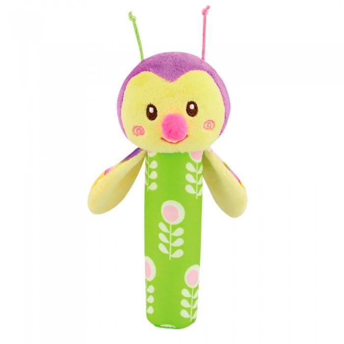 Развивающие игрушки Азбукварик Пищалка Пчелка Люленьки азбукварик игрушка развивающая азбукварик музыкальный паровозик желтый