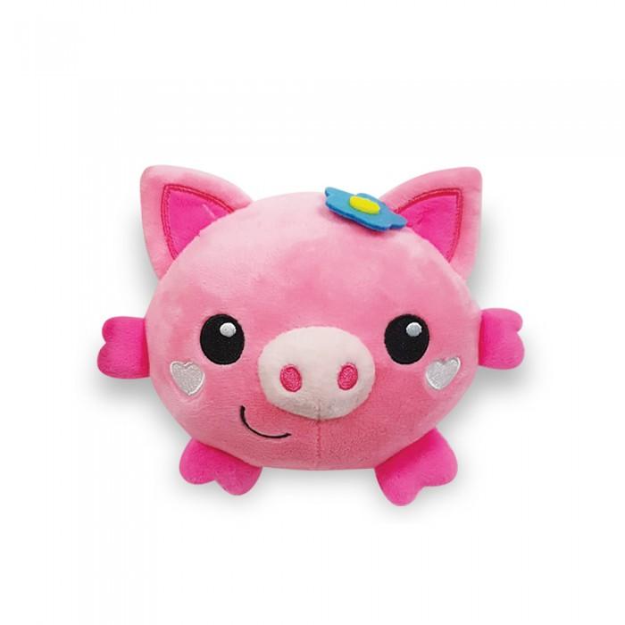 Купить Мягкие игрушки, Мягкая игрушка Азбукварик Плюшики Свинка Люленьки
