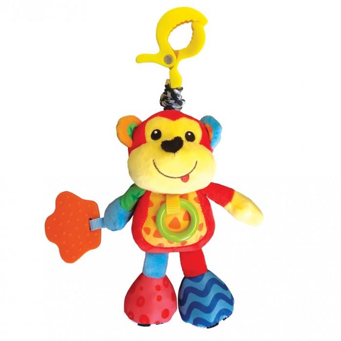 Купить Подвесные игрушки, Подвесная игрушка Азбукварик Виброподвеска Обезьянка Люленьки