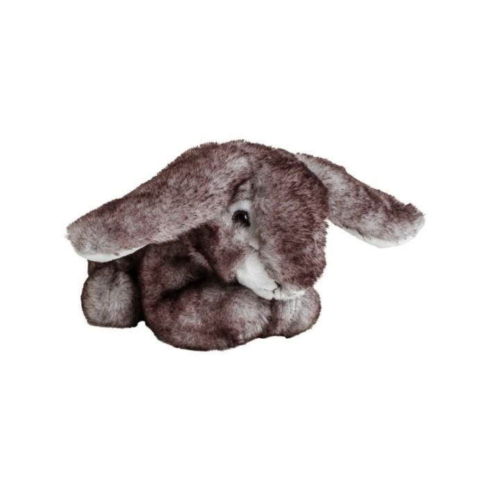 Фото - Мягкие игрушки Molli Заяц лежачий 18 см мягкие игрушки molli бегемот 30 см